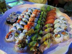 For the foodie: dinner at Fontana Sushi in #SoBo, #Denver