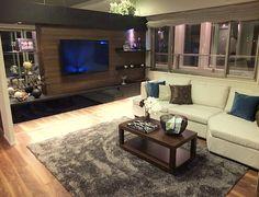 L296 高級感のある空間 ダークカラーの家具とTVボードのミラーで高級感を演出。 #リビング #ベッドルーム #子ども部屋 #キッズルーム #書斎 #和室 #ダイニングルーム #インテリア #コーディネート #家づくり #インテリアアテンダント Furniture Decor, Flat Screen, Room Ideas, House Ideas, Living Room, Interior, Drawing Rooms, Indoor, Flatscreen