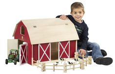 15 Best Wooden Toy Barn Images Wooden Toys Wood Toys Wooden Toy