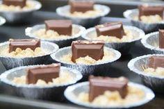 Havrekakor med chokladfyllning | Bakverk och Fikastunder