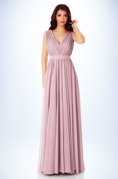 Get all eyes on you wearing our powder pink Kora dress. Featuring a veil fabric with a flattering V bar neckline, backless design and floor sweeping length. Maxi Dresses, Bridesmaid Dresses, Wedding Dresses, Powder Pink, All About Eyes, Backless, Neckline, Floor, Bar
