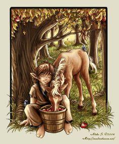 ✯ Apple Orchard .. By `Saimain✯