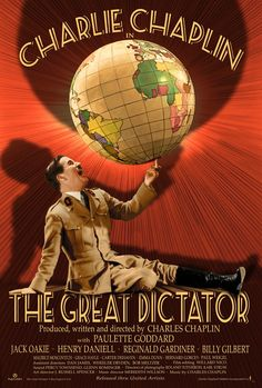 The Great Dictator (1940) [1200x1775]