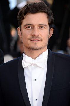 Orlando Bloom, les marches du 26 mai, Cannes 2013