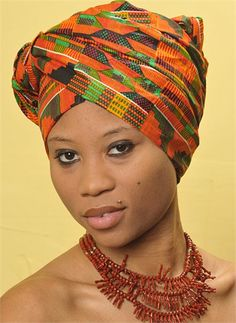 "Naturally Nubian ""Caring For Your Hair The Natural Way"": Head Wrap Workshop - Saturday 26th March 2011"