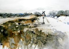 Watercolor by Philip Jamison - Google Search