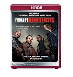 Four Brothers [HD DVD] [2005] 5*****