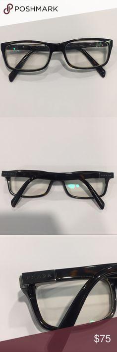 75cbd76570 Prada glasses Authentic Prada prescription glasses VPR 02O. Frames are  ready for your prescription which