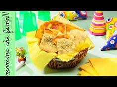 Pizza scrocchiarella | Idee buffet salato - YouTube