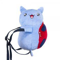 Catbug Hug Me Backpack. I need this.. <3