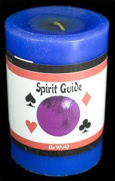Spirit Guide Hoodoo Candle