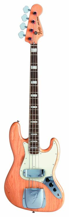 Amazon.com: Fender American Vintage '75 Jazz Bass®, Natural, Rosewood Fretboard: Musical Instruments