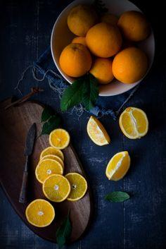 Orange Yogurt Semolina Cake