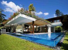 WHOA. coolest pool ever.