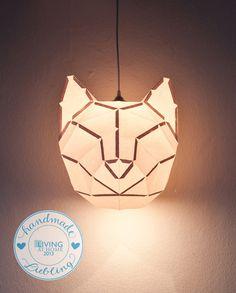 Lampenkappen - Cat