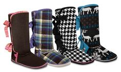 Groupon - Sugar Moragami Knit Boot in [missing {{location}} value]. Groupon deal price: $14.93