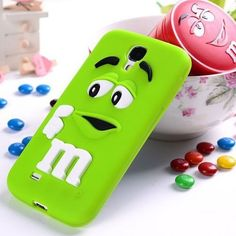 Price tracker and history of New Hot For samsung galaxy case MM chocolate candy rubber silicone back cases covers for samsung 9500 IV Coque Iphone 4, Iphone 4s, Samsung Galaxy S4 Cases, Car Holder, Cute Phone Cases, Galaxies, Candy, Chocolate, Ipad