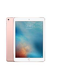 O iPad Pro oferece uma potência grandiosa, agora em modelos de 12,9 e 9,7 polegadas. Descubra o processador A9X, ecrã Retina avançado, câmara iSight de 12 MP e muito mais.