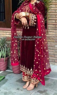 Simple Pakistani Dresses, Pakistani Fashion Casual, Pakistani Bridal Dresses, Indian Fashion Dresses, Indian Designer Outfits, Pakistani Outfits, Designer Dresses, Punjabi Suit Boutique, Punjabi Suits Designer Boutique