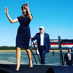 Donald And Melania Trump, Celebrity Style, Celebrities, Lady, Fashion, Moda, Celebs, Fashion Styles, Fashion Illustrations