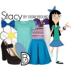 """""""Stacy"""" by leslieakay on Polyvore"""