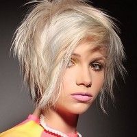 short hairstyles, short haircut - short hairstyle for fine hair | trendy-hairstyles-for-women.com