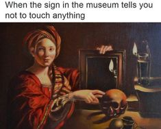 """31 Classical Art Memes That Will Maketh Thee Laugh Out Loud - Funny memes that """"GET IT"""" and want you to too. Get the latest funniest memes and keep up what is going on in the meme-o-sphere. Renaissance Memes, Medieval Memes, Medieval Art, Funny Pictures With Captions, Funny Images, Funny Pics, Funny Quotes, Art History Memes, Funny History"""