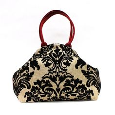 Atenti Betty Madrid Handbag...Fun for holidays or with my little black dress...at Artfully Adorned
