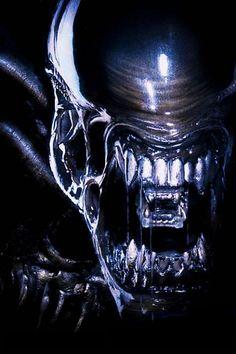 The Xenomorph |  Bolaji Badejo,  Alien