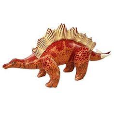 Stegosaurus Inflatable Dinosaur 46 Dinosaur Age, Dinosaur Gifts, Dinosaur Birthday, Classic Toys, Room Themes, Dinosaur Stuffed Animal, Animals, Animales, Animaux