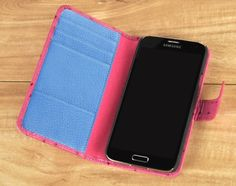 Custom Made to Order Genuine Leather Wallet Leather Case for Samsung Galaxy Note 4 - Available now for custom orders! Cool Phone Cases, Phone Covers, Felt Phone Cases, Tablet Cases, Ipod Cases, Leather Case, Leather Wallet, Samsung Galaxy Phones, Samsung Cases