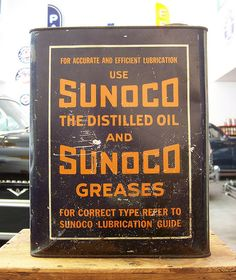 Sunoco Oil