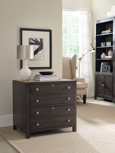 Hooker Furniture South Park Lateral File 5078-10466