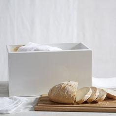 Lacquer Bread Bin