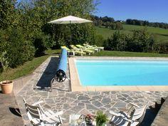Vakantiehuis in de Lot - Dordogne Frankrijk.