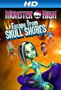 Watch Monster High: Escape from Skull Shores (2012) full movie