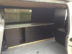 New ikea metod kitchen vw t4 forum vw t5 forum vw for Camper van kitchen units