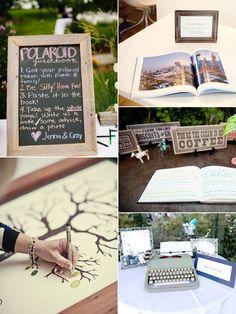 Libro de firmas para tu boda –