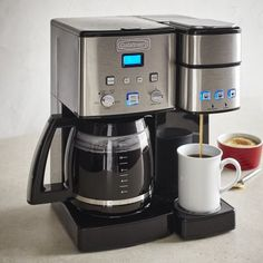 Cuisinart Keurig Coffee Maker Canadian Tire : Single cup coffee maker, Coffeemaker and Coffee maker on Pinterest
