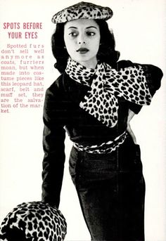 "Actress and writer Ellen Holly modeling in a December 1951 issue ofJet. Ms. Holly is best known for breaking the  color barrier in soap operas in 1968 as Carla Gray, a black woman who passed for white, on ""One Life to Live.""  Her memoir, ""One Life: The Autobiography of an African American Actress"" is phenomenal. A must-read for Black actresses and writers of today."