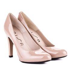 UNISA Modelo Pauline beige  #hatandlovealicante #hatandlovealc #unisa #shoes #calzado #beige #alicante