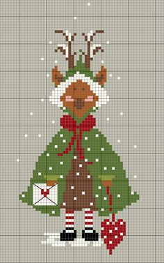 quilting like crazy Cross Stitch Christmas Ornaments, Xmas Cross Stitch, Cross Stitch Needles, Christmas Embroidery, Christmas Cross, Xmas Ornaments, Cross Stitch Charts, Cross Stitch Designs, Cross Stitching