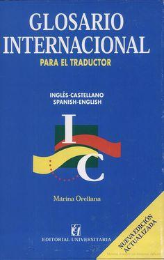 Glosario Internacional Para El Traductor (empat.) - Google Libros