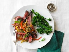 Grilled Steak with Peperonata Sauce http://www.prevention.com/food/healthy-recipes/31-healing-recipes-you-cant-live-without/grilled-steak-peperonata-sauce