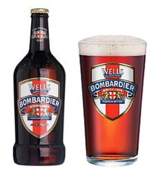 "28th January 2013 ~ #DailyPint 28: Pint of Well""s Bombardier. Bit of a personal favourite. 8/10 [Drank at home]"