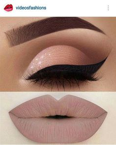When it comes to eye make-up you need to think and then apply because eyes talk louder than words. The type of make-up that you apply on your eyes can talk loud about the type of person you really are. Prom Makeup, Cute Makeup, Gorgeous Makeup, Wedding Makeup, Makeup 2018, Amazing Makeup, Bridal Makeup, Makeup Goals, Makeup Inspo