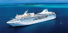 cruise ship in french polynesia | Showcasing cruises in Tahiti, French Polynesia, the Caribbean, Latin ...