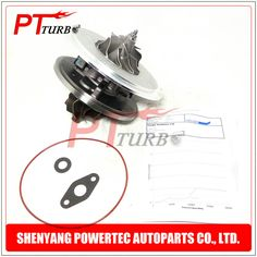 Cartridge turbo GT2260V CHRA 742730 / 11657790308 turbocharger core for BMW 530 d (E60 / E61) M57N 2003-2005 218HP 160KW #Affiliate