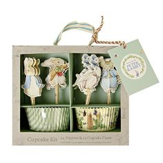 Meri Meri NEW Peter Rabbit Cupcake Kit Baking Supply Birthday Party Baby Shower Meri Meri,http://www.amazon.com/dp/B00IRBCH8M/ref=cm_sw_r_pi_dp_DjWytb15SD3R9EKP