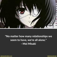 189 Best Dark Sad Anime Quotes Images Sad Anime Quotes Lunges